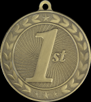 Illusion Medals -1st, 2nd, 3rd Place  Illusion Medal Awards